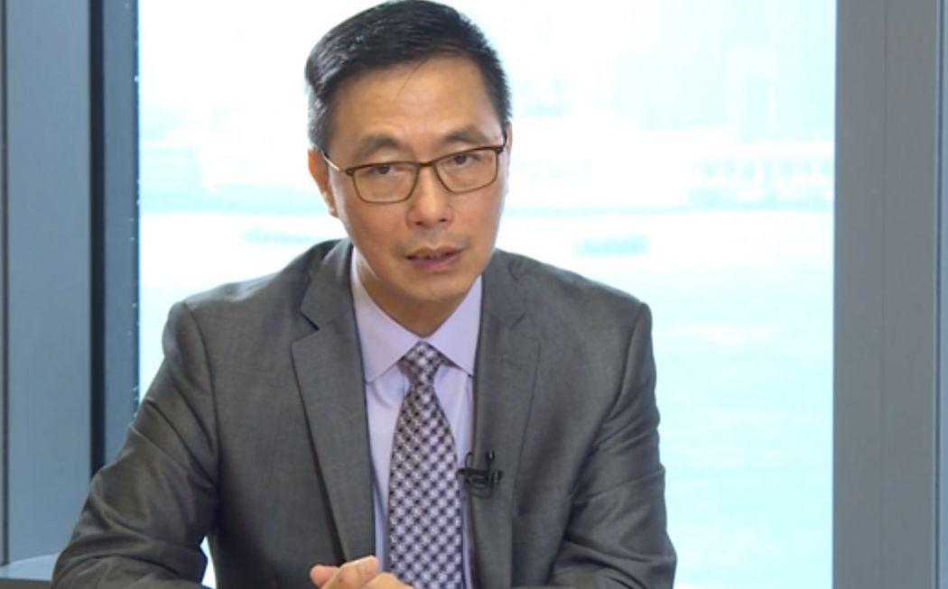 Kevin Yeung. Photo: RTHK screenshot.