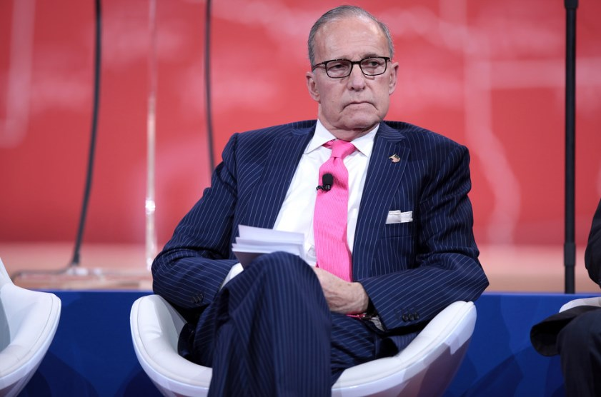 White House's Kudlow blames China's Xi for blocking U.S. trade deal