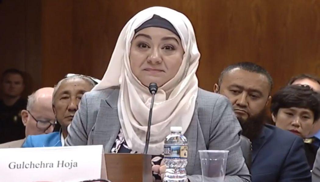 Gulchehra Hoja US Xinjiang hearing uyghurs