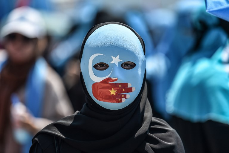 Uighur china turkestan