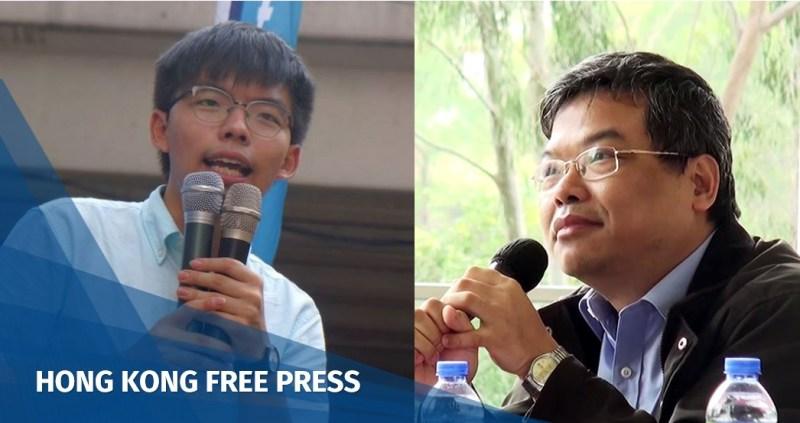 Joshua Wong Roger Wong feature image