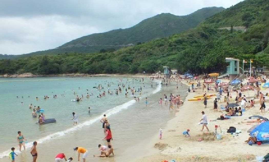 Clear Water Bay Second Beach