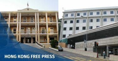 Portuguese consulate general Macau Hong Kong US