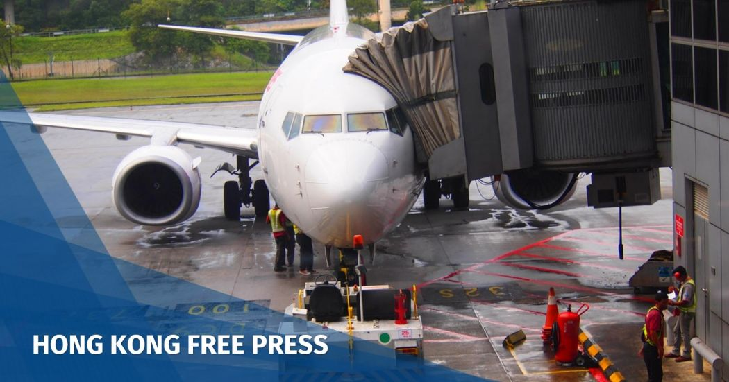 Taiwan considering countermeasures against airlines referring to island as part of China | Hong Kong Free Press HKFP
