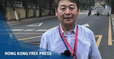 Feng Yibing Voice of America Foreign Correspondents' Club of China