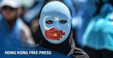Uighur china turkestan