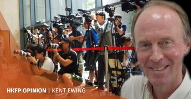 kent ewing press freedom