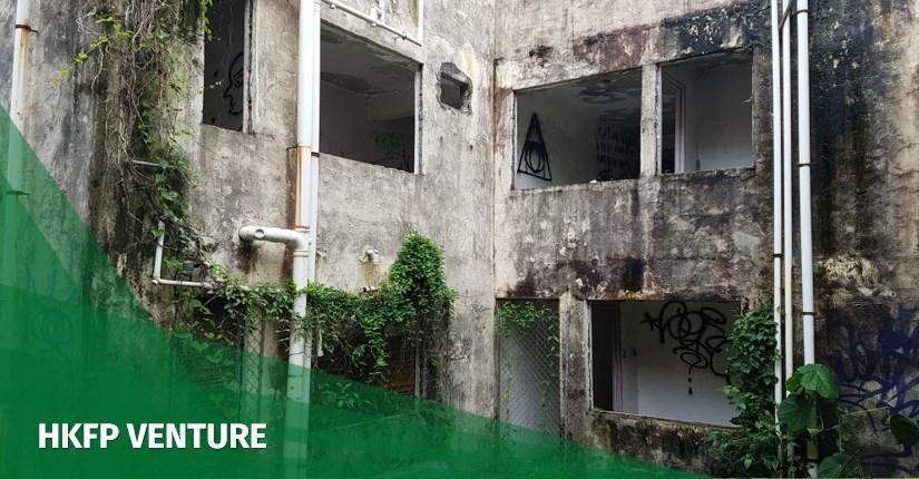 ma wan abandoned town