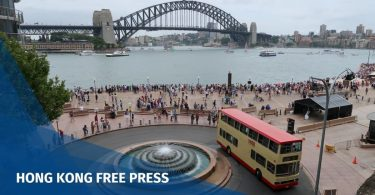 KMB Sydney bus