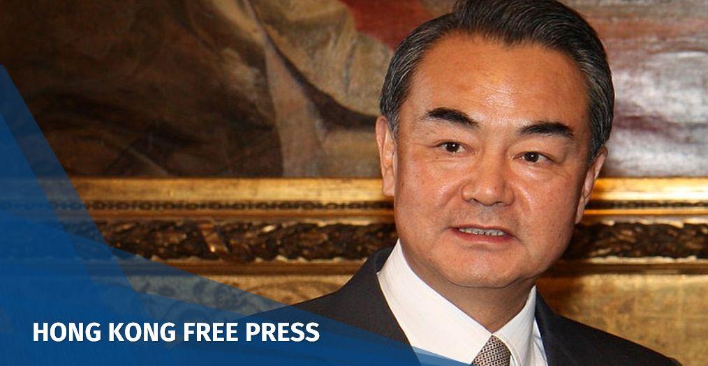 wang yi censorship