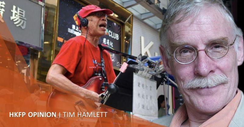 Sai Yeung Choi Street Tim Hamlett