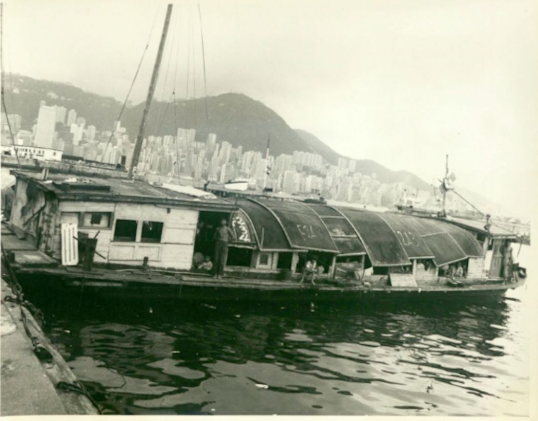 Vietnamese refugee boats