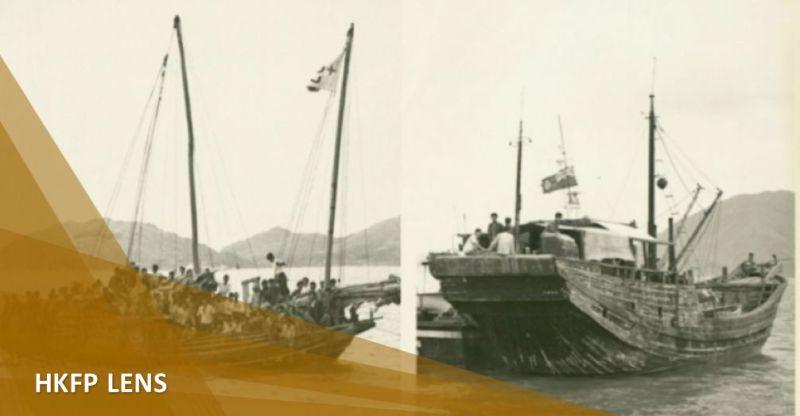 Vietnamese boat people refugees
