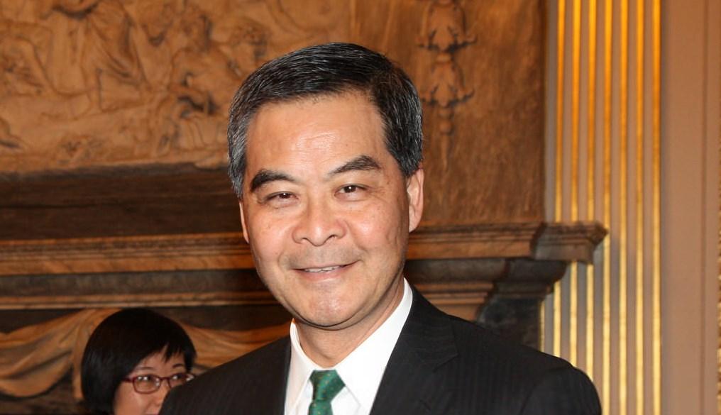 leung chun-ying cy