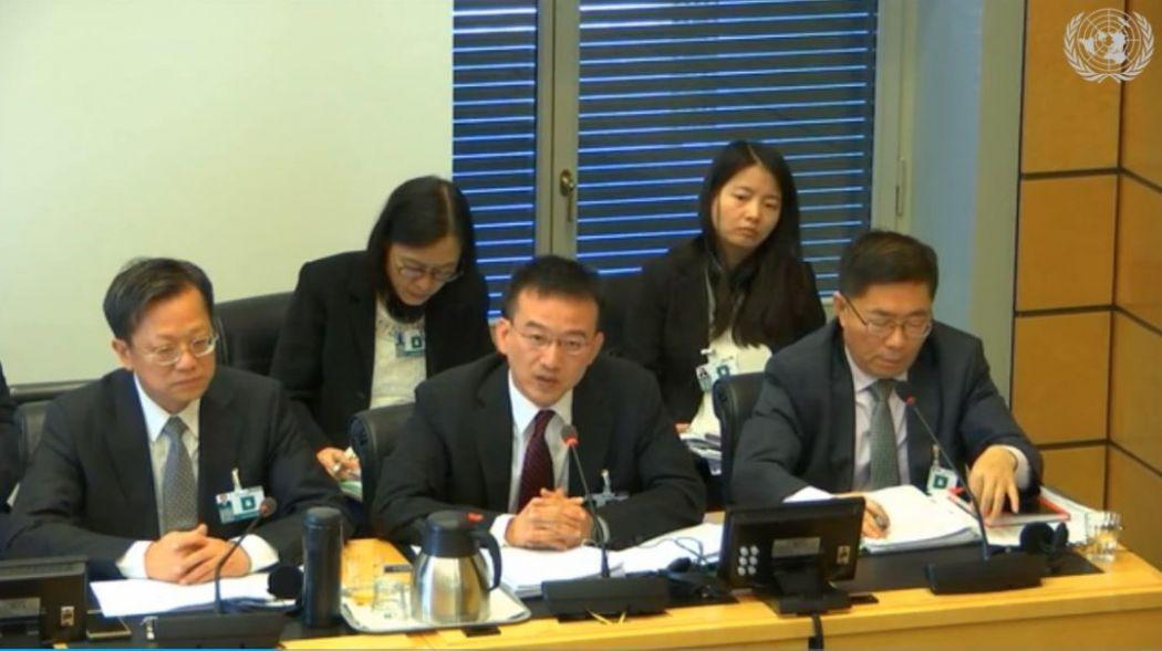 Andy Chan Shui-fu UN