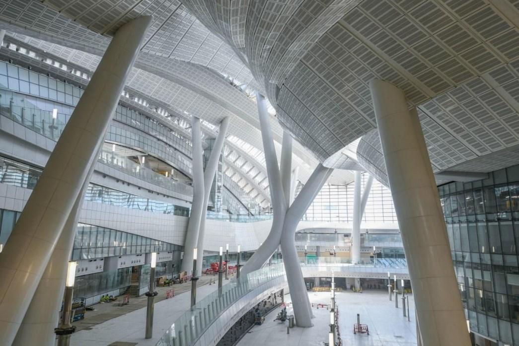 West Kowloon terminus