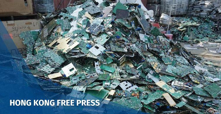 ewaste e-waste pollution