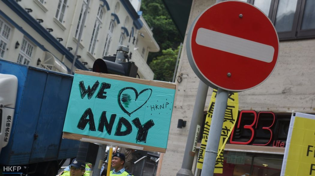 andy chan hong kong independence fcc protest
