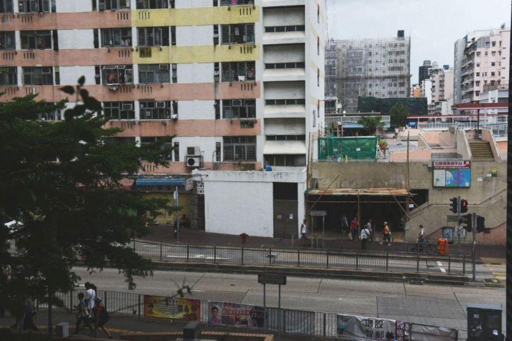 Shek Kip Mei public housing