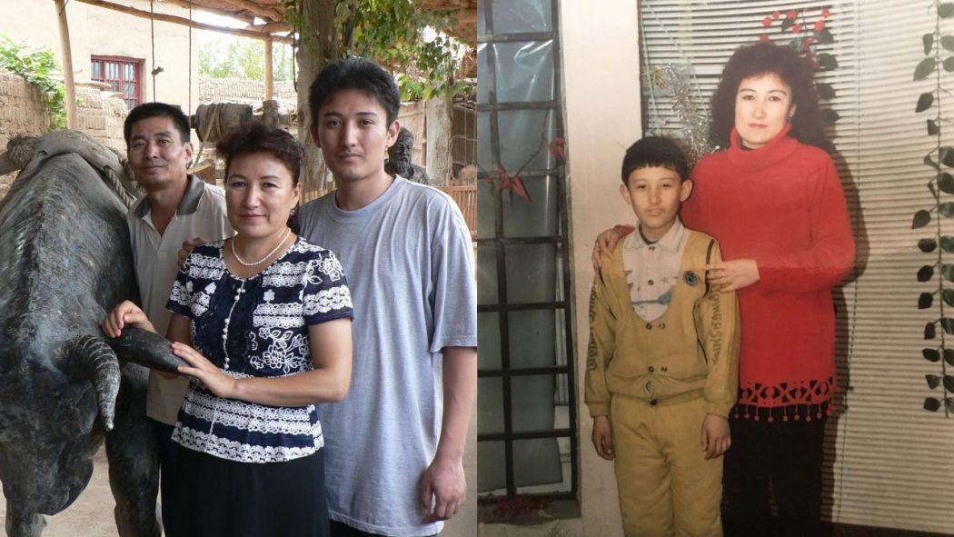 Murat Uyghur parents Turpan Xinjiang