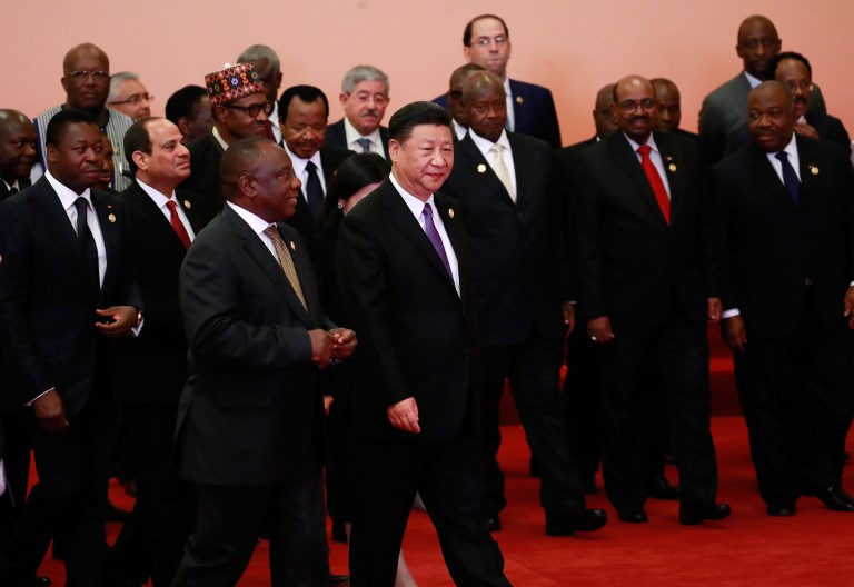 China Africa summit