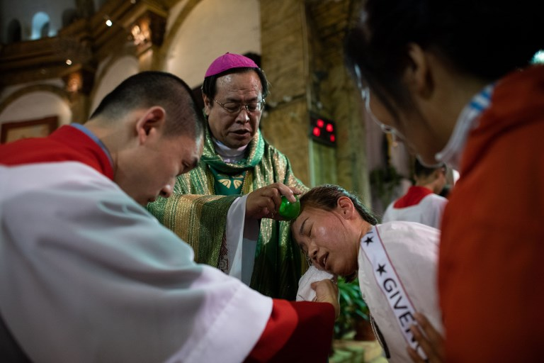 China And Vatican Sign Agreement On Appointment Of Bishops