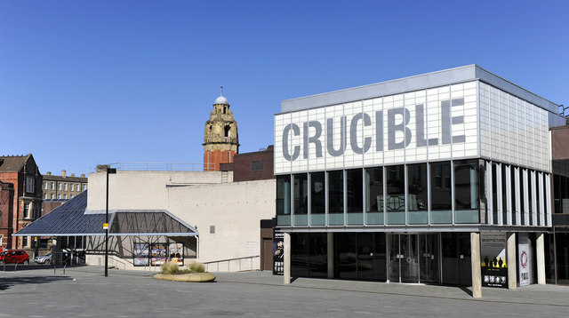 Crucible Theatre Sheffield