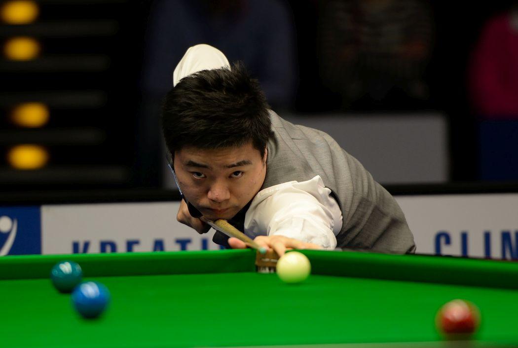 Ding Junhui Snooker German Masters