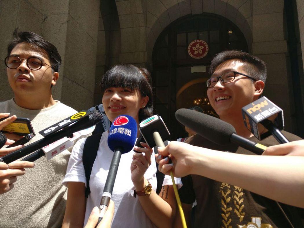 Ivan Lam, Willis Ho, Raphael Wong