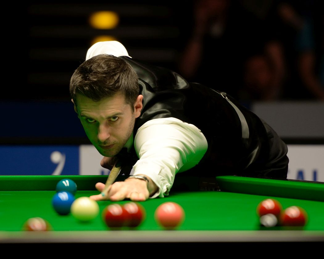 Mark Selby Snooker German Masters