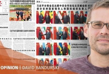 David Bandurksi People's Daily