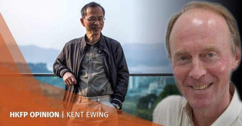 Kent Ewing Jasper Tsang