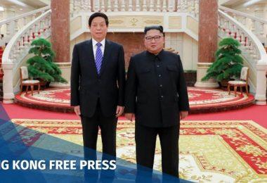 DPRK li zhanshu