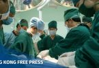 China healthcare doctors