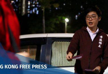 Andy Chan Hong Kong National Party