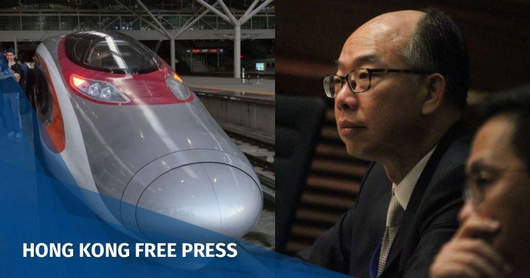 Express Rail Link Frank Chan
