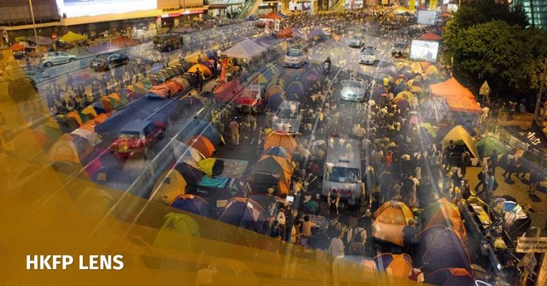 then and now occupy camps feature image