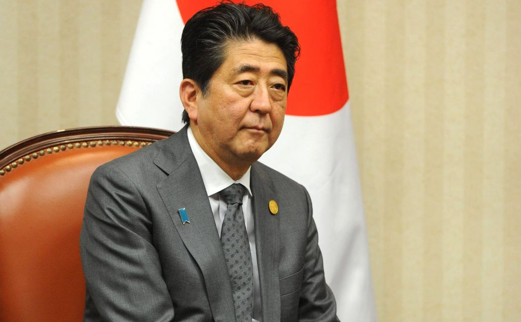 PM Shinzo Abe sends offering to controversial Yasukuni shrine, dedicated to Japan's militarist past