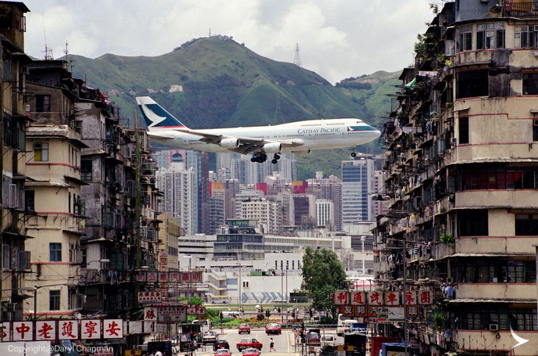 Cathay Pacific Hong Kong Kowloon City