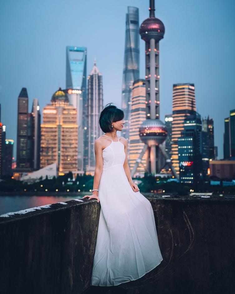 China Shanghai women