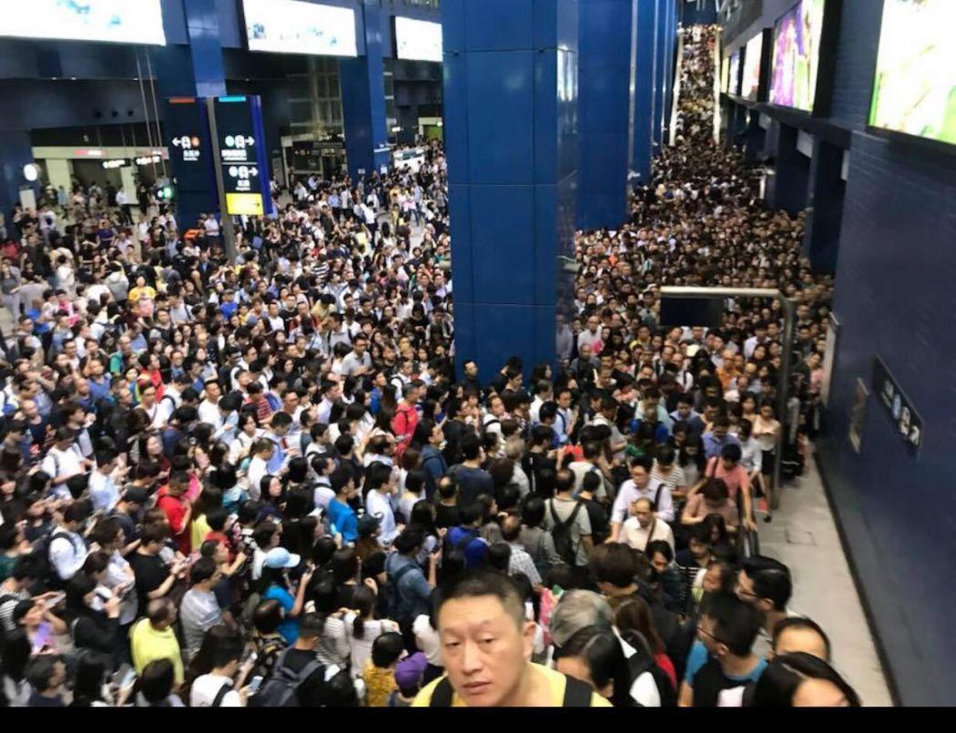 Tai Wai station