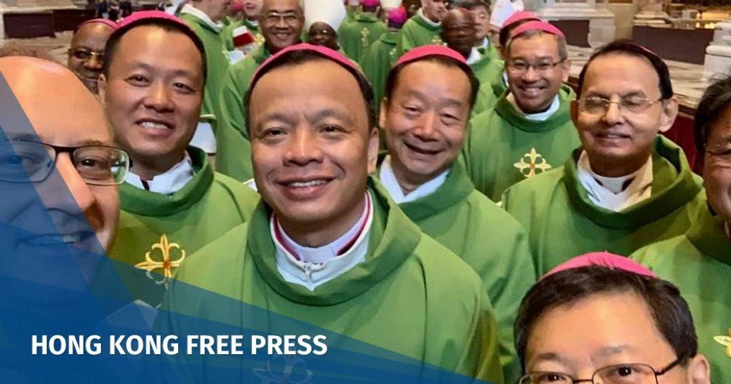 Vatican Chinese bishops