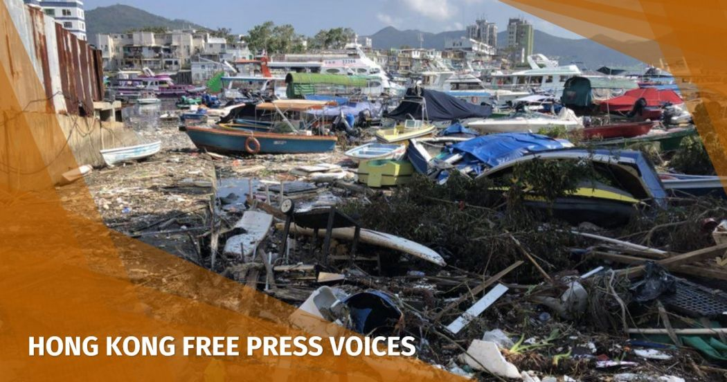 mangkhut climate change