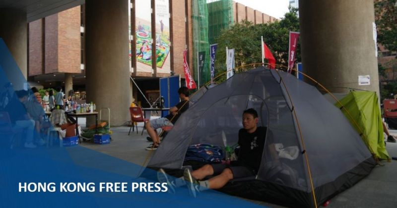 Poly U hunger strike feature image