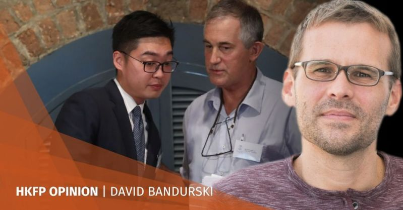 David Bandurski Victor Mallet