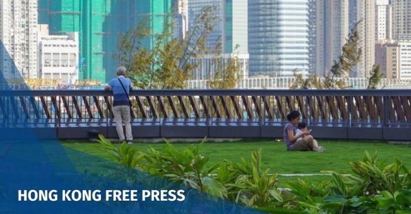 Civic exchange open spaces