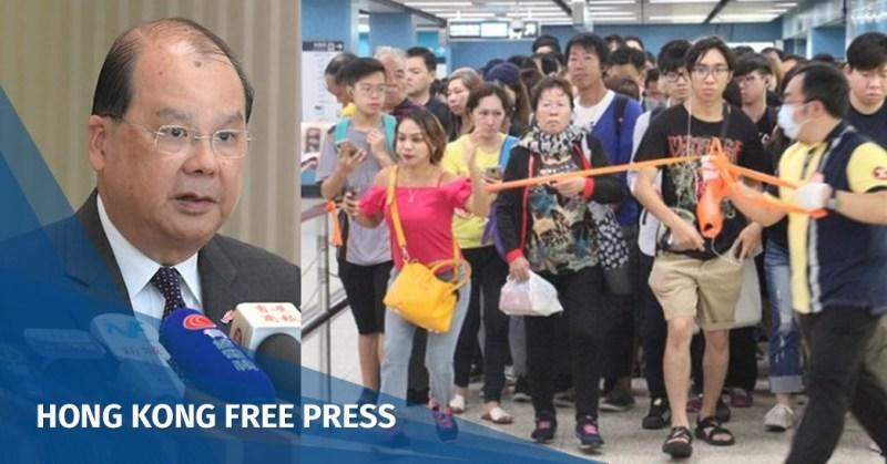 Matthew Cheung MTR