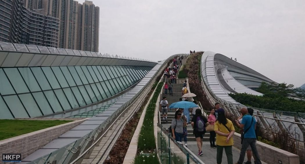 express rail link west kowloon