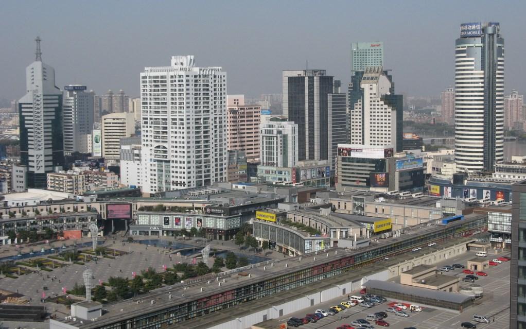Ningbo, Zhejiang.