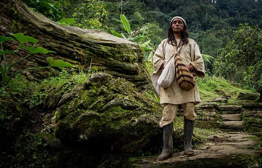 Colombian Kogi people